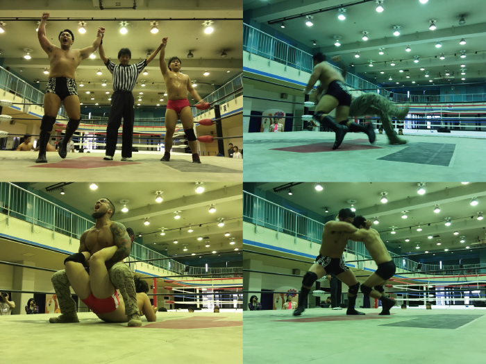 第12回「WRESTLE-1 Starting Point」リポート!