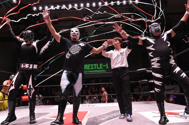 W-1: T-Hawk y Shigehiro Irie se llevan el Wrestle-1 Tag League 2