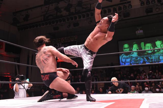 W-1: T-Hawk y Shigehiro Irie se llevan el Wrestle-1 Tag League 6