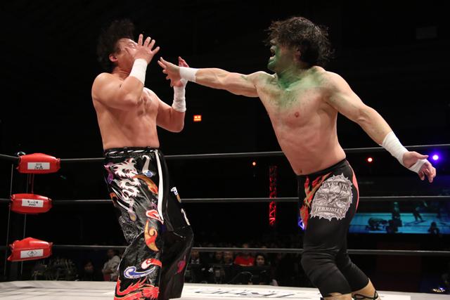 """W-1/AJPW/Dragon Gate: """"Wonder Carnival"""" 1"""