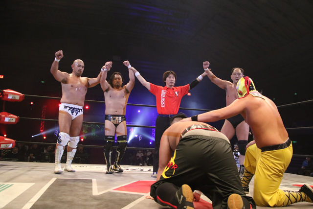 """W-1/AJPW/Dragon Gate: """"Wonder Carnival"""" 5"""