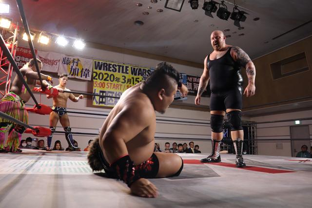 """W-1: """"Tour 2020 Sunrise"""" comenzó el torneo Wrestle-1 Cruiser Fes 2020 1"""