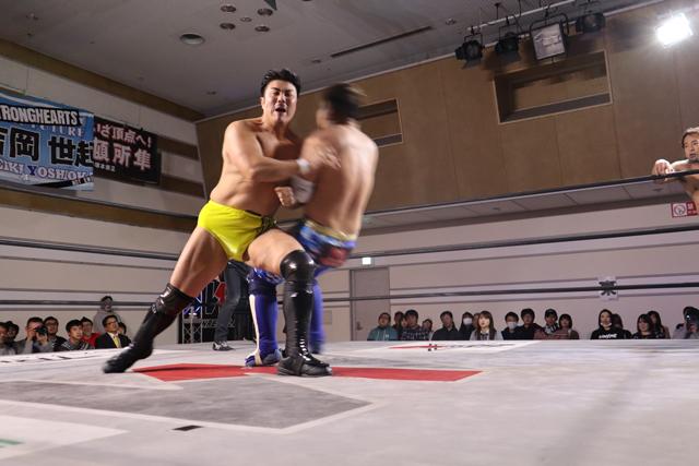 """W-1: """"Tour 2020 Sunrise"""" comenzó el torneo Wrestle-1 Cruiser Fes 2020 4"""